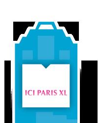Pand ICI PARIS XL op Webshopwereld.nl